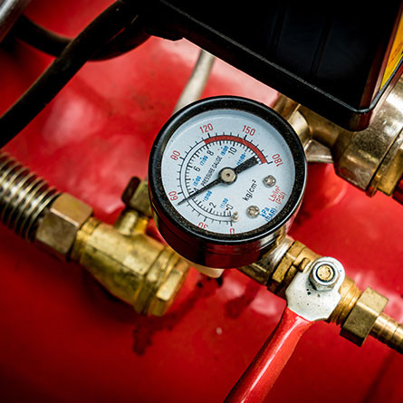 Air Pressure Testing for your Residential and Commercial Builds