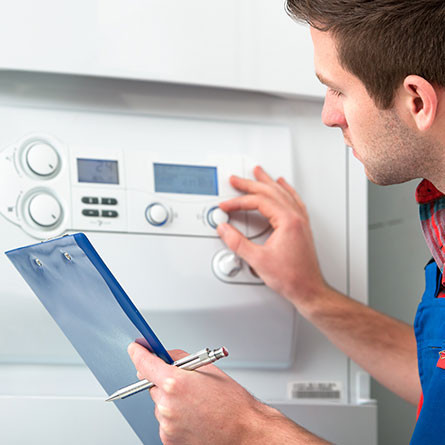 High Quality Boiler Servicing